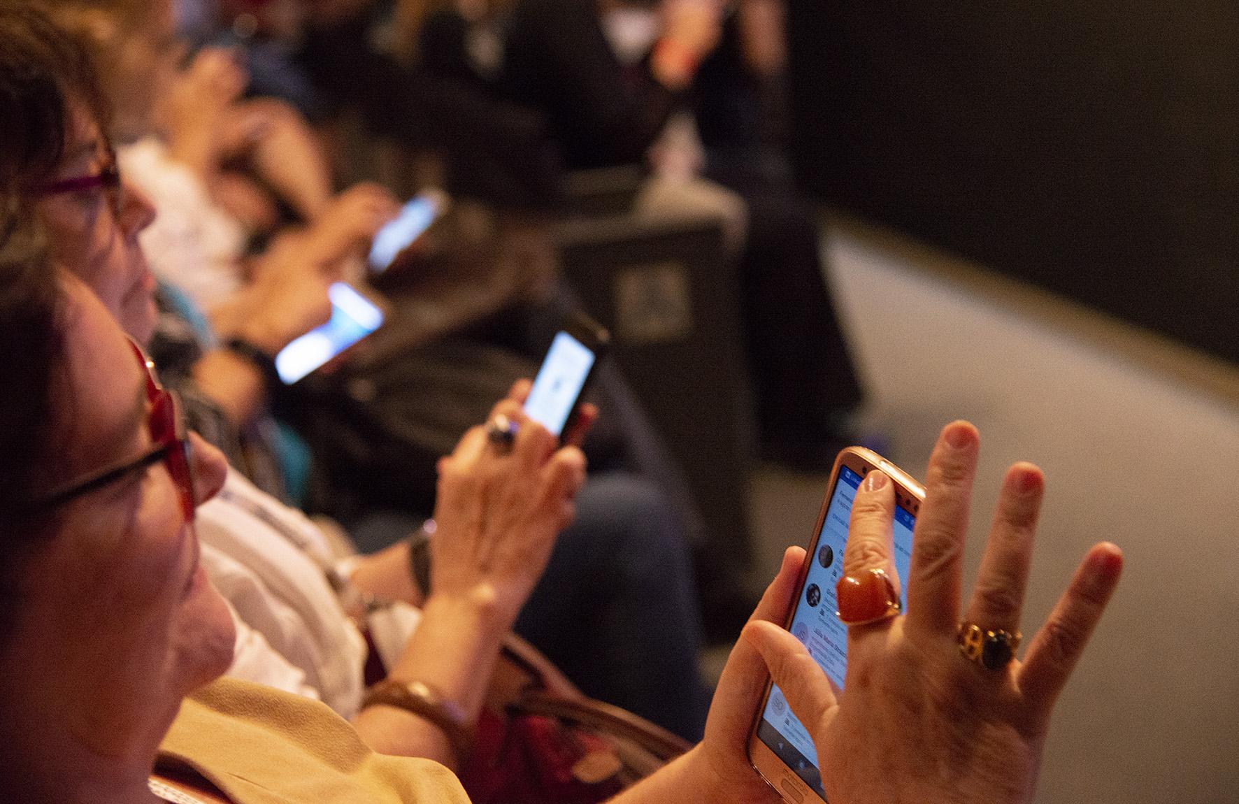 Público alvo do Maturisjob. Foto de Divulgação