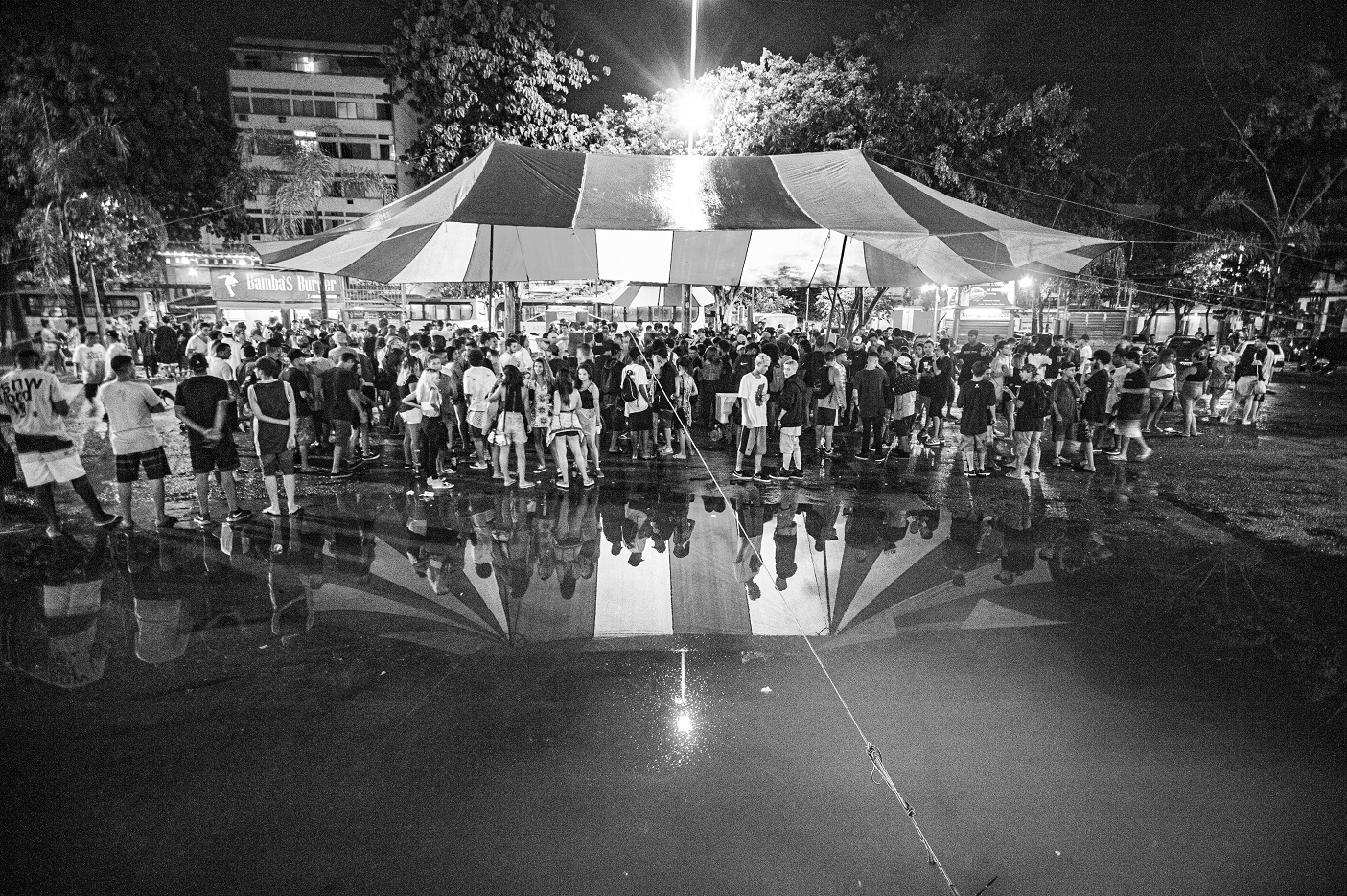 A Roda Cultural de Botafogo acontece todas as terças-feiras. Foto Thiago Ripper