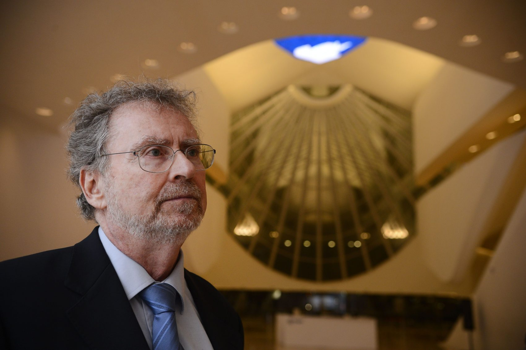 O físico Luiz Davidovich, presidente da Academia Brasileira de Ciência: o ministro da Educação precisa de um choque de realidade (Fernando Frazão/Agência Brasil)
