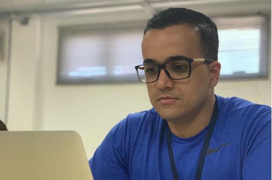 O doutorando Felipe Rocha Alves da UFC: pesquisa com 11.525 estudantes, entre 14 e 17 anos, do ensino médio da rede pública (Foto: Arquivo Pessoal)