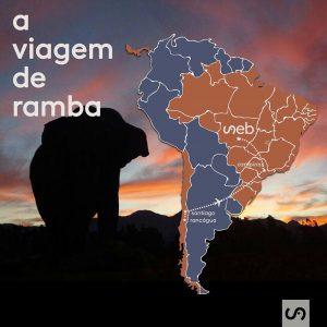 Elefanta em busca de refúgio no Brasil: conheça a comovente história de Ramba
