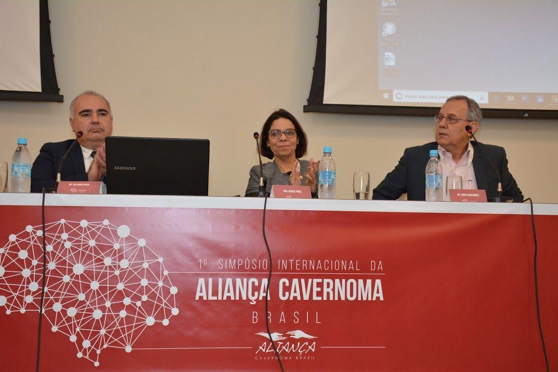 ONG Aliança Cavernoma. Foto de Divulgação
