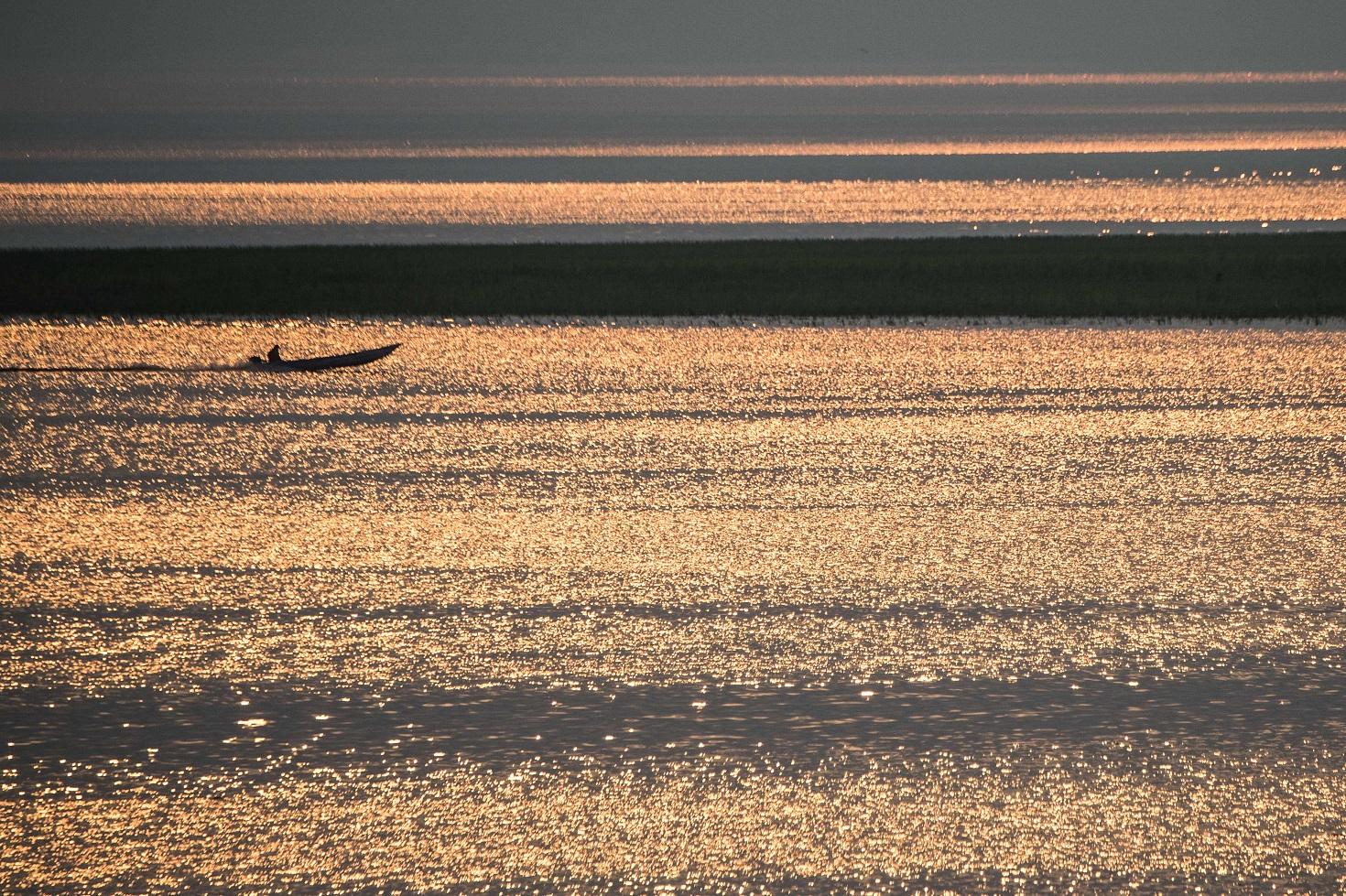 Mesmo em menor número, a Bacia do Rio Negro também tem suas histórias de invasões e conflitos. Foto Christophe Simon/AFP