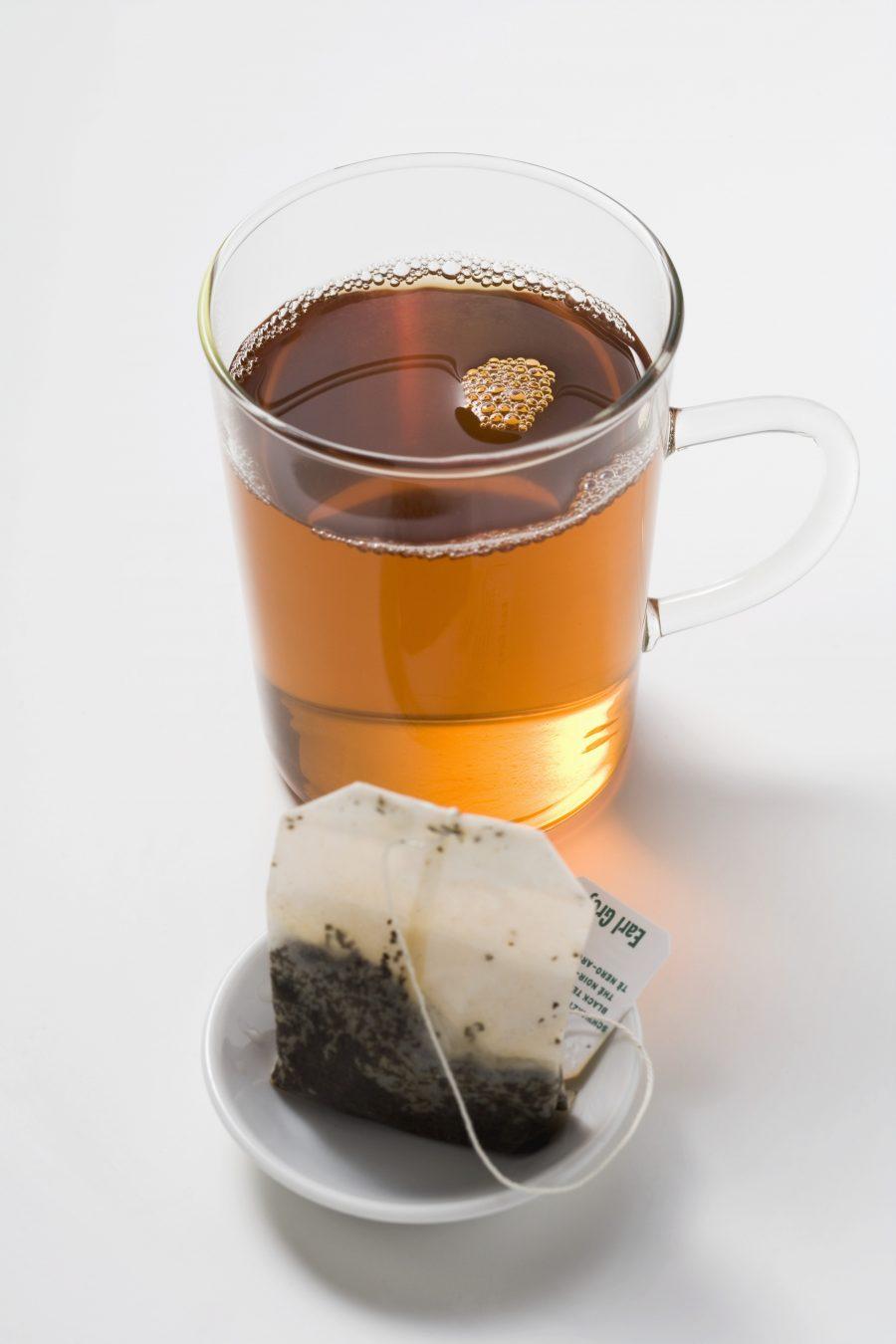Saquinho de chá: novo vilão ambiental (Foto: Foodcollection GesmbH)