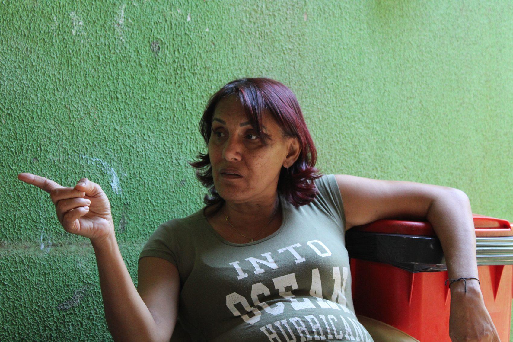 """Francisca Sena, a Nica, e a promessa de abrigar pessoas após 14 anos na rua: """"Eu me vejo no lugar deles e entendo a rejeição"""" (Foto: André Giusti)"""