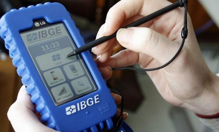 Os novos questionários aprovados pelo Conselho Diretor do IBGE serão testados, em Poços de Caldas, nos meses de setembro e novembro. Foto Divulgação