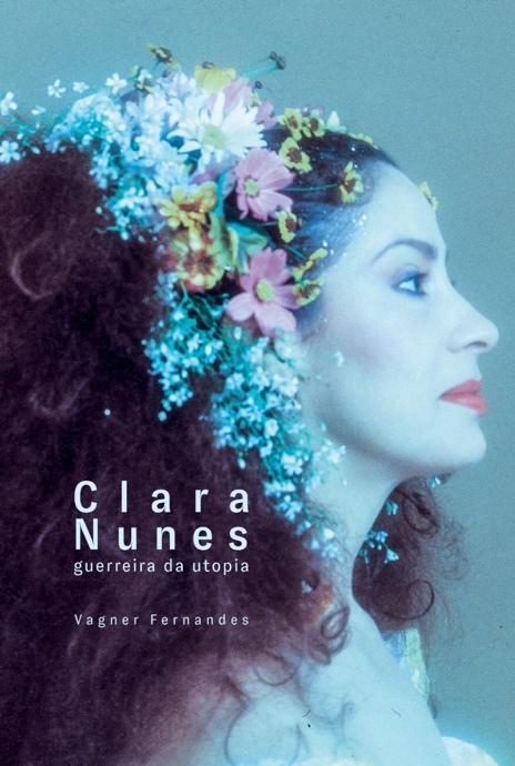 Capa da biografia de Clara que ganhou nova versão (Divulgação)