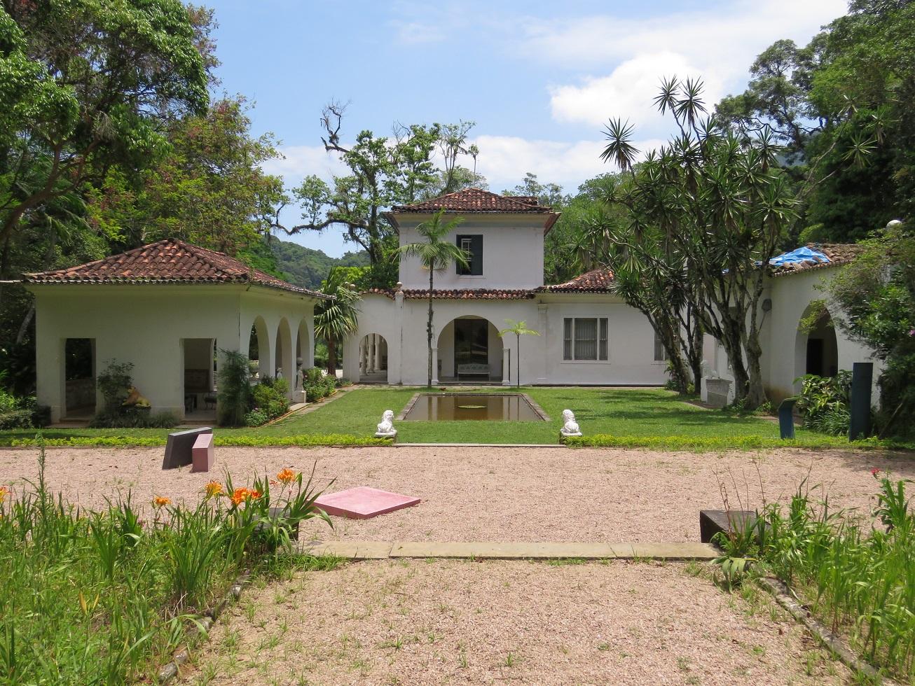 O Museu do Açude sofre com problemas de conservação e de acesso. Foto Júlia Rabello