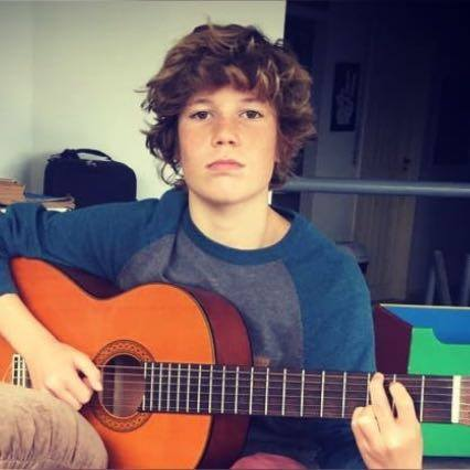 Tm Ramsay: ambientalista aos 15 anos (Foto: Arquivo Pessoal)