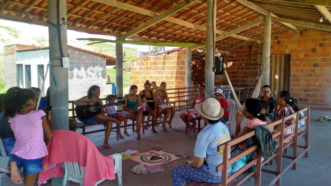 Escola Feminista em Ipojuca (Foto: Arquivo pessoal)