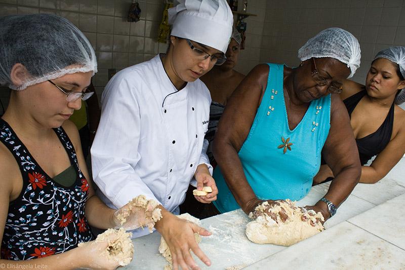 Maré de Sabores: trabalho que empodera e leva sustento à família (Foto Divulgação)