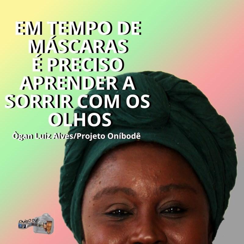 Campanha dos terreiros de Brasília: consciência e respeito às informações científicas. Reprodução