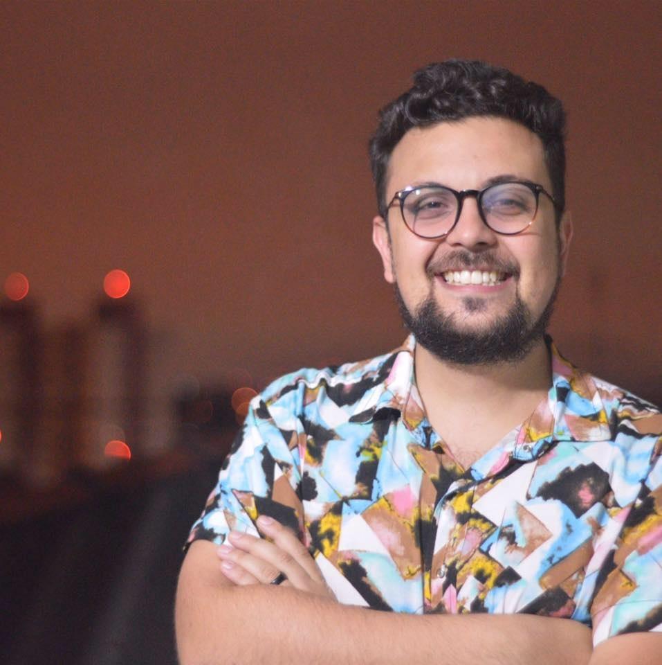 """Edu Brasileiro, de 28 anos: """"Assis não nos pautará, nós é que vamos pautar Assis"""". Foto Arquivo Pessoal"""