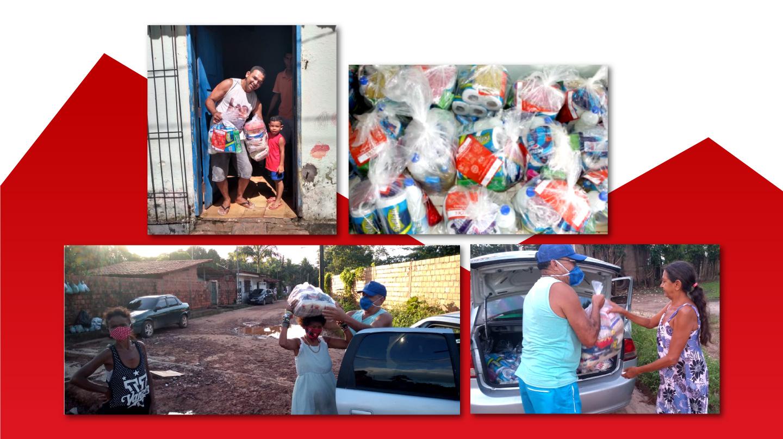 Carro de som, cartazes e vinhetas nas rádios comunitárias foram utilizados pelo Centro Educacional e Social São José Operário, no Maranhão, para sensibilizar a população
