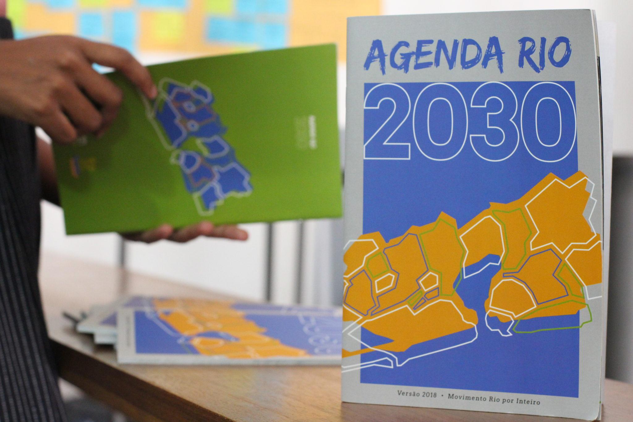 A Agenda Rio 2030 reúne propostas de políticas públicas para a Região Metropolitana: agendas locais são novidade nesta edição (Foto: Casa Fluminense)