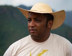 Vilmar Kalunga: prefeito quilombola. Reprodução do Facebook