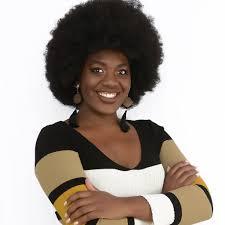 Maiara Felício: movimento negro na Cãmara de Nova Friburgo. Reprodução do Facebook