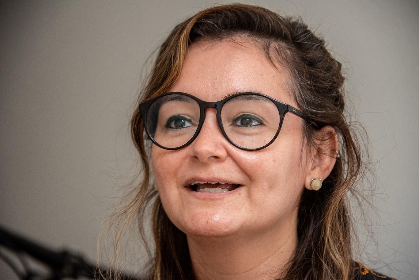 A psicóloga Patrícia Acacia se inspirou no seu sofrimento com a doença para criar o grupo sobre os sintomas persistentes da covid-19. Foto Arquivo Pessoal