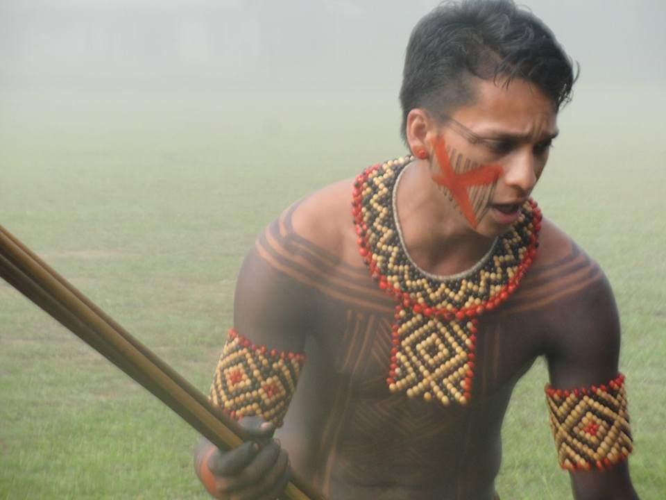 Kwazady Xipaia membro da Rede de Cantinas da Terra do Meio. Foto de Lilo Clareto/ ISA