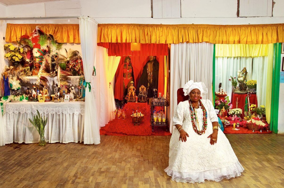Cultura negra no Rio Grande do Sul: Mães Ieda de Ogum