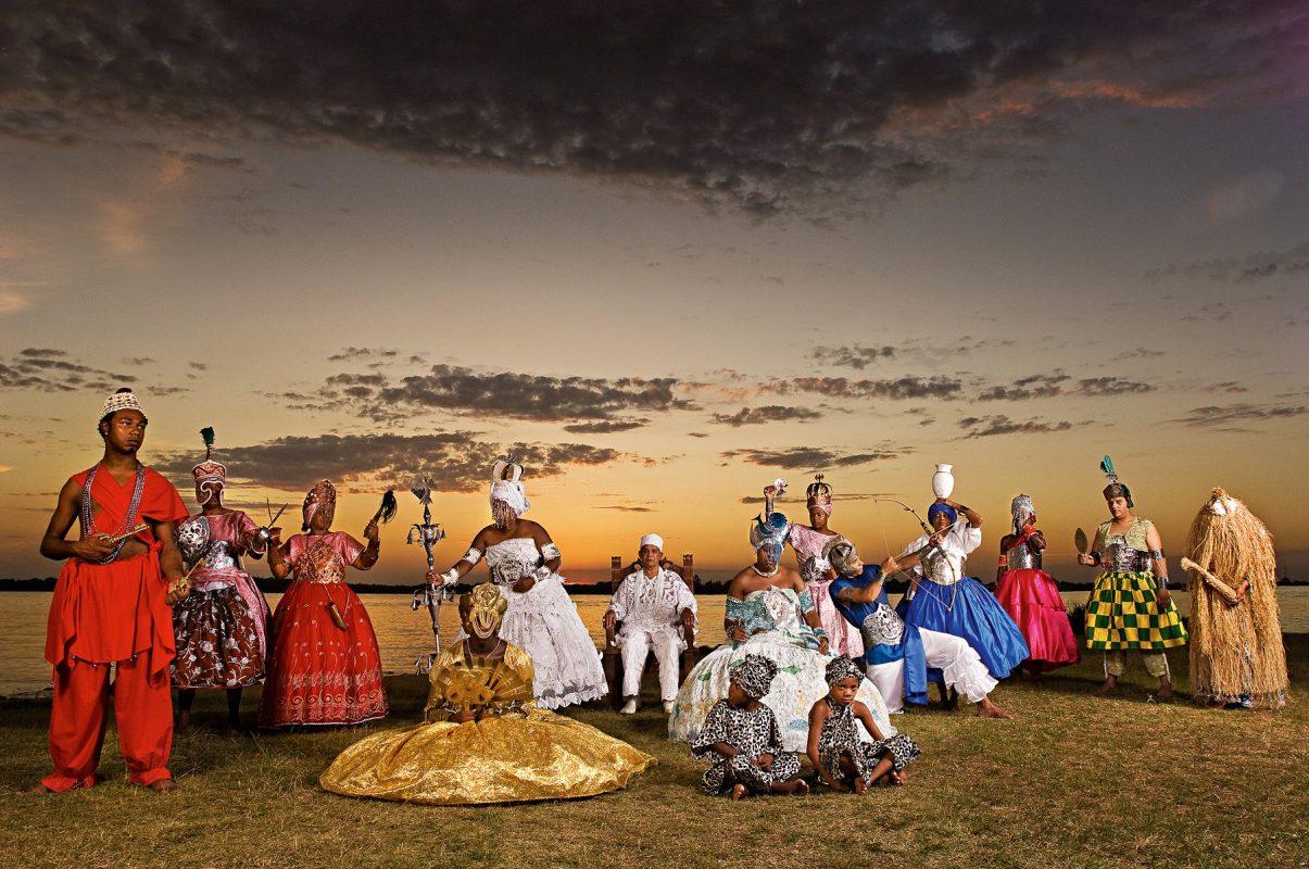 Cultura negra no Rio Grande do Sul: Pai Cleon de Oxalá e os Orixás