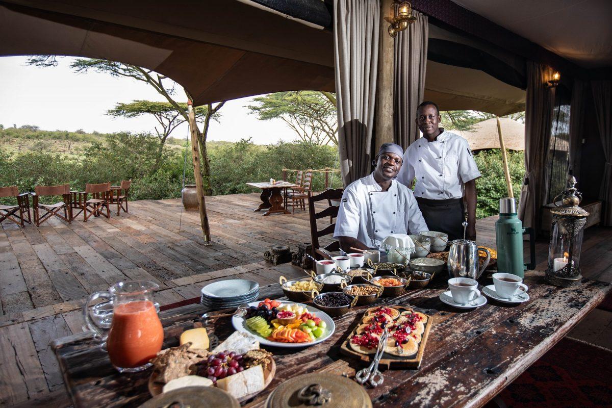 Hotelaria sustentável: safári camp Mara Nyika, no Quênia