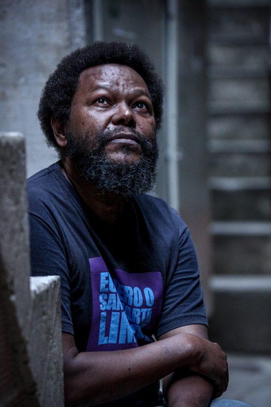 "Itamar Silva: ""O que era ruim, ficou pior"". Foto Tatynne Lauria"