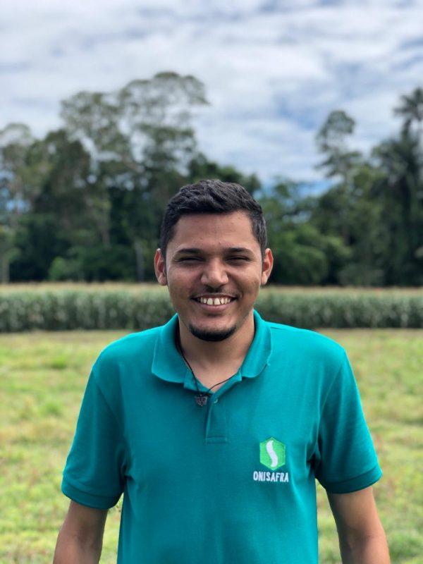 O engenheiro agrônomo Macaulay Abreu, CEO da Onisafra: campanha é resposta da sociedade organizada (Foto: Acervo Pessoal)